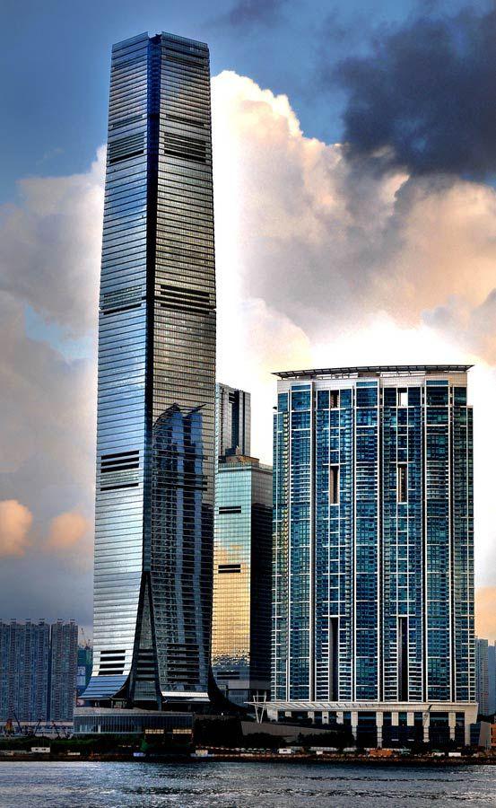 International Commerce Centre in Hongkong