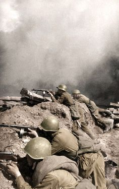 Red Army - Stalingrad Battle 1942 | Flickr - pin by Paolo Marzioli