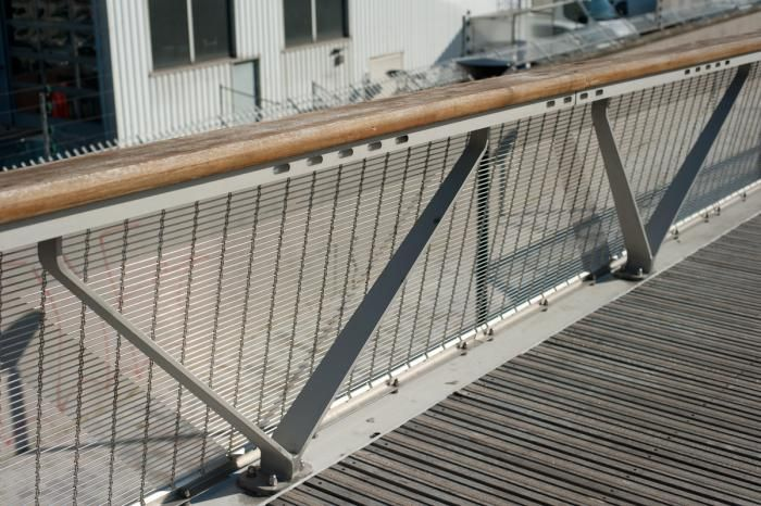 40 best bridge railing projects images on pinterest. Black Bedroom Furniture Sets. Home Design Ideas