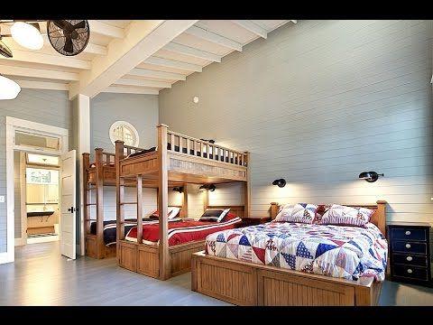 Детская комната, очаровательный деревенский шарм