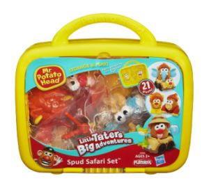 Mr. Potato Head Little Taters Big Adventure Spud Safari Set (2+, Hasbro, $25) The Noise on Toys – Gold Choice Award featured in Today's Pare...