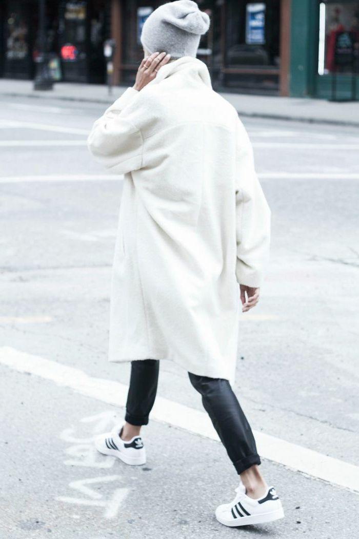 Weißer Damenmode Der Mantel Adligen Stil Zqf6waZrP