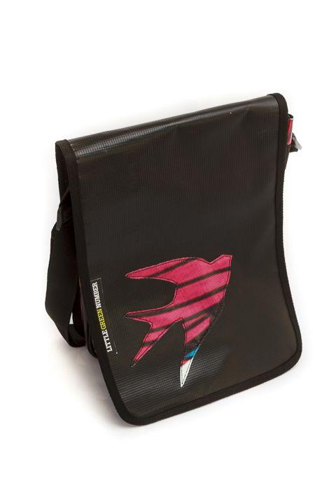 Thulani bag with bird silhouette