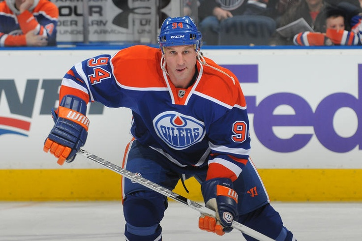 Ryan Smyth Edmonton Oilers Smytty... You did our city proud - on the ice and off. Since day one, it has been a pleasure to have watched you play - thank you.