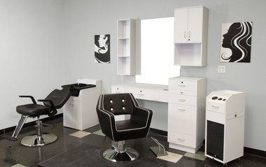 Deluxe Salon Suite Combo