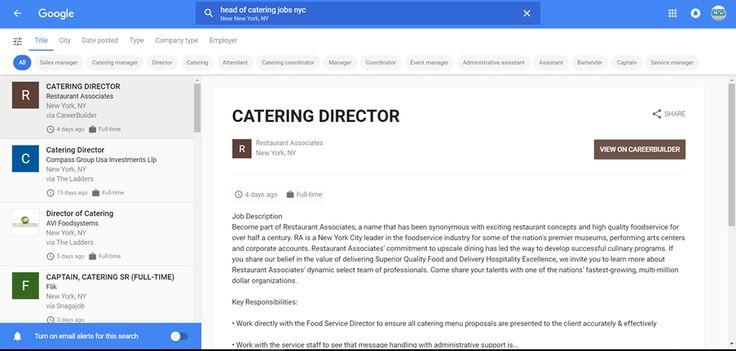 Met nieuwe Google Jobs functie, een passende vacature vinden met één klik