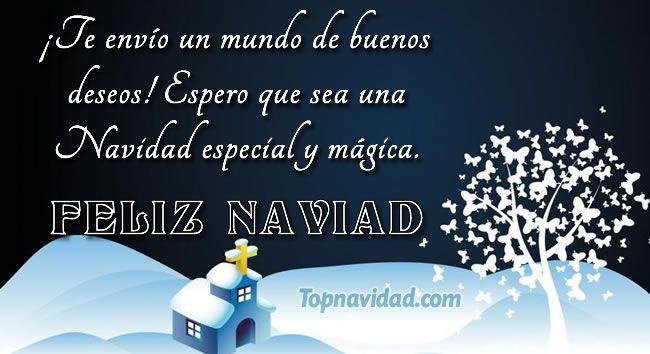 Frases Cortas De Navidad Para Felicitar Gratis Letras