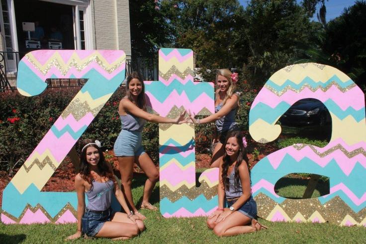 pastel letters
