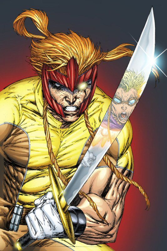 40 of the WORST Rob Liefeld comic-book drawings