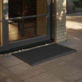 Paillasson extérieur design- Rizz - 90 x 60 cm