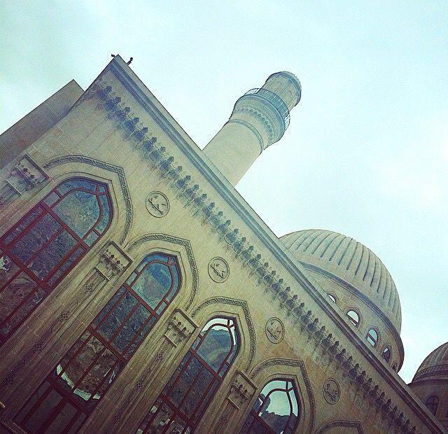 Old mosque, Baku / Azerbaijan