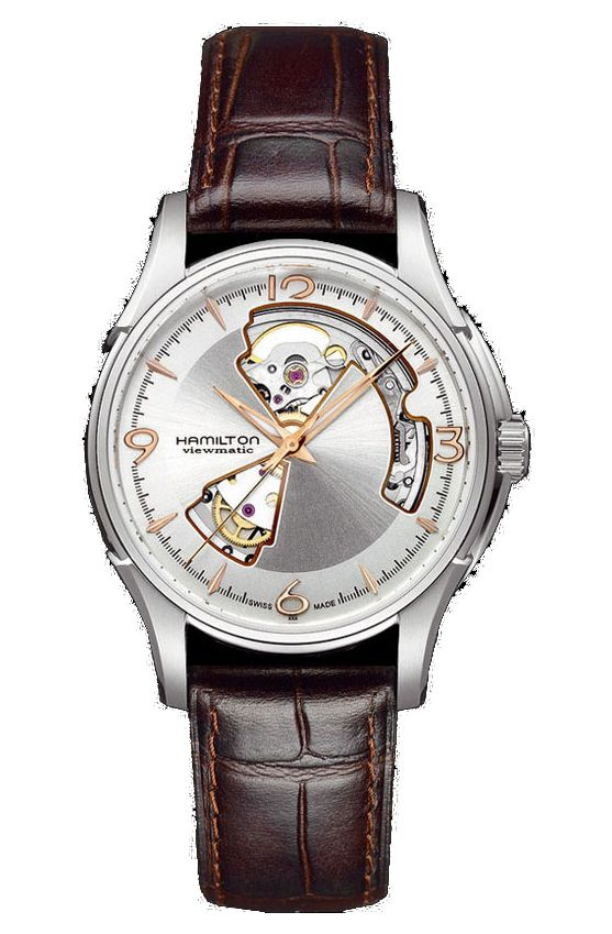 Montre Hamilton Open-Heart #watch #luxury