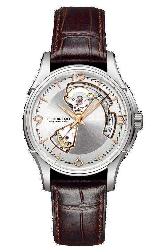Montre Hamilton Open-Heart #watch #luxury