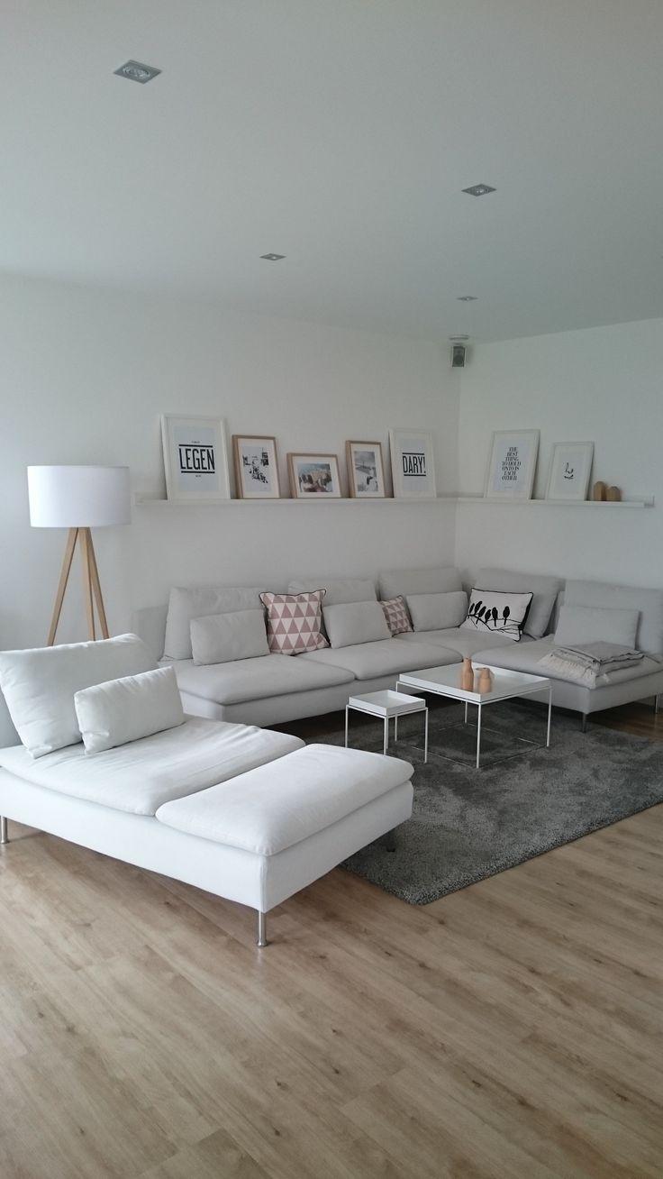 Wohnzimmer einrichten: skandinavisch & gradlinig. Annette ...