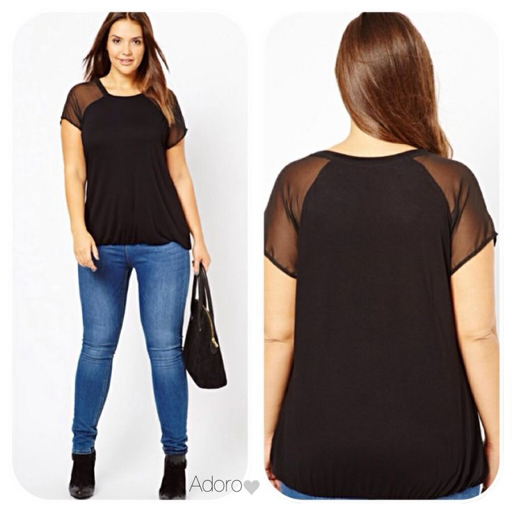 Geneva, comfy stylish top in larger sizes! Please see our Facebook page xx  https://www.facebook.com/AdoroNZ