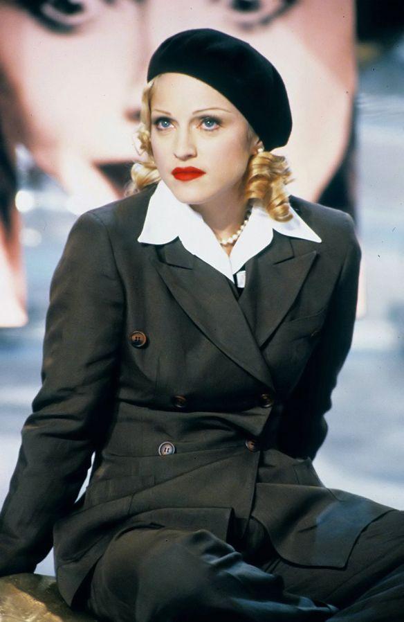 Madonna interview by Pippo Baudo, Rai Uno, January 1993