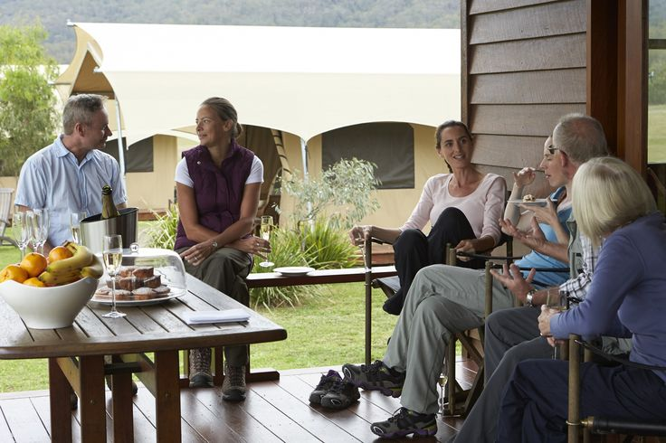 Spend quality time with friends at Spicers Canopy