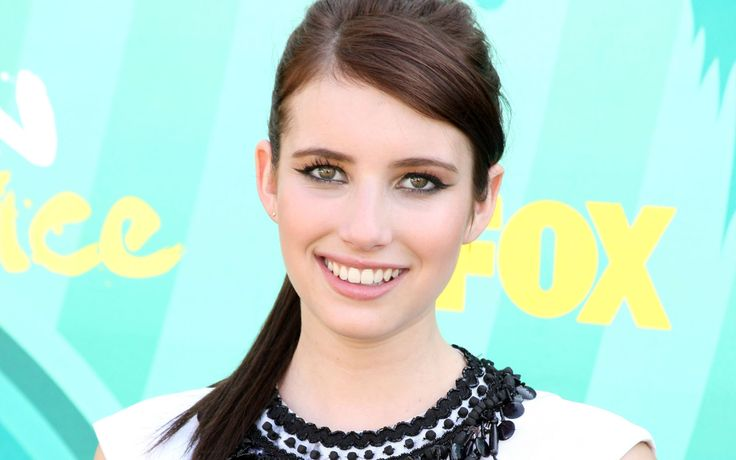 Could Emma Roberts be Anastasia Steele? She fits the bill age and height wise. She has that 'Ana' look.