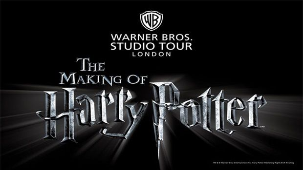 The making of Harry Potter logo