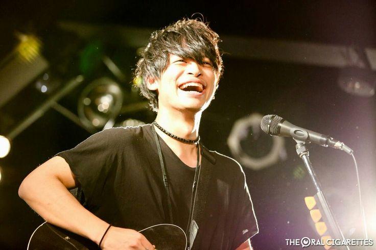 Takuya Yamanaka from The Oral Cigarettes♡
