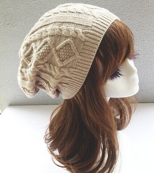 gorros hipster mujer tejidos - Buscar con Google