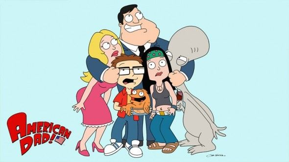 American Dad TV show on TBS: season 12 and 13 renewal