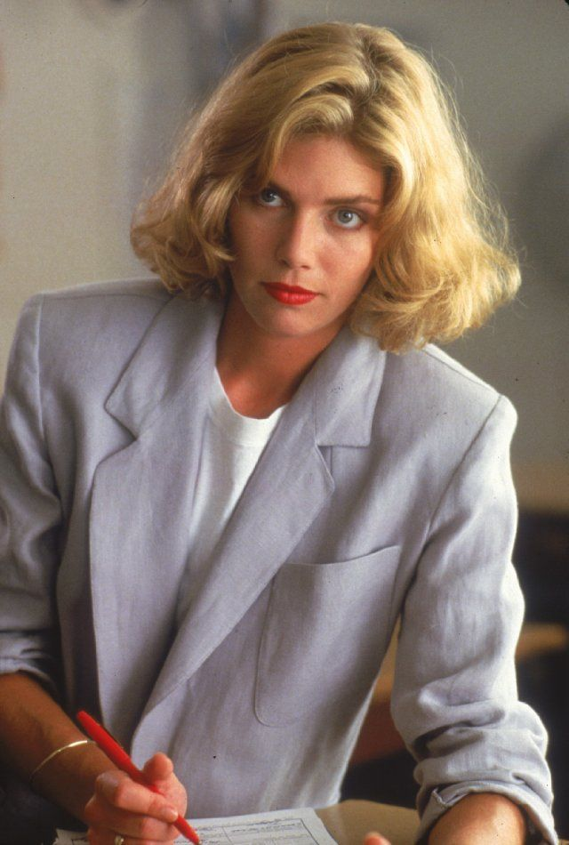 "Still of Kelly McGillis in ""Top Gun"" (1986)"