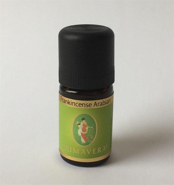Æterisk olie. Frankincense. 5 ml. Økologisk