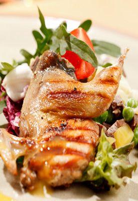quail recipes