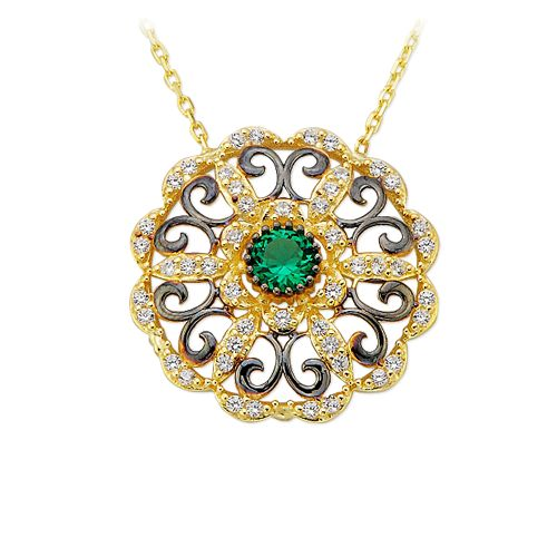 Jewellery Type: Authentic   Metal: 14K Gold   Weight : 2.80 Gr.   Manufacturer : Tibelya   Country: Turkey   Contact: wholesale@tibelya.com