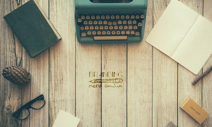 Quick notes about branding -- Mervi Emilia
