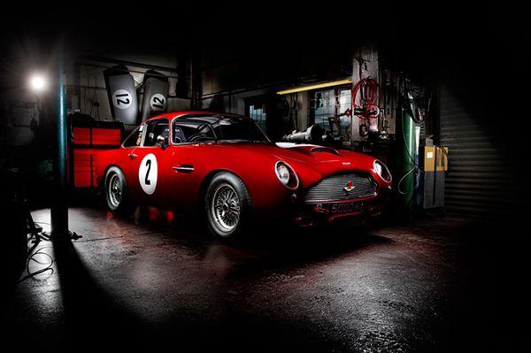 Aston Martin 'Legends' Book on Behance