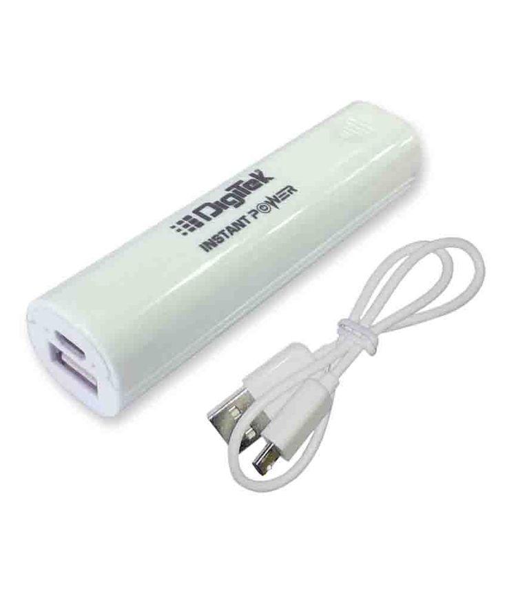 Digitek White 2600mah Power Bank For Iphone 4, http://www.snapdeal.com/product/digitek-white-2600mah-power-bank/619446196181