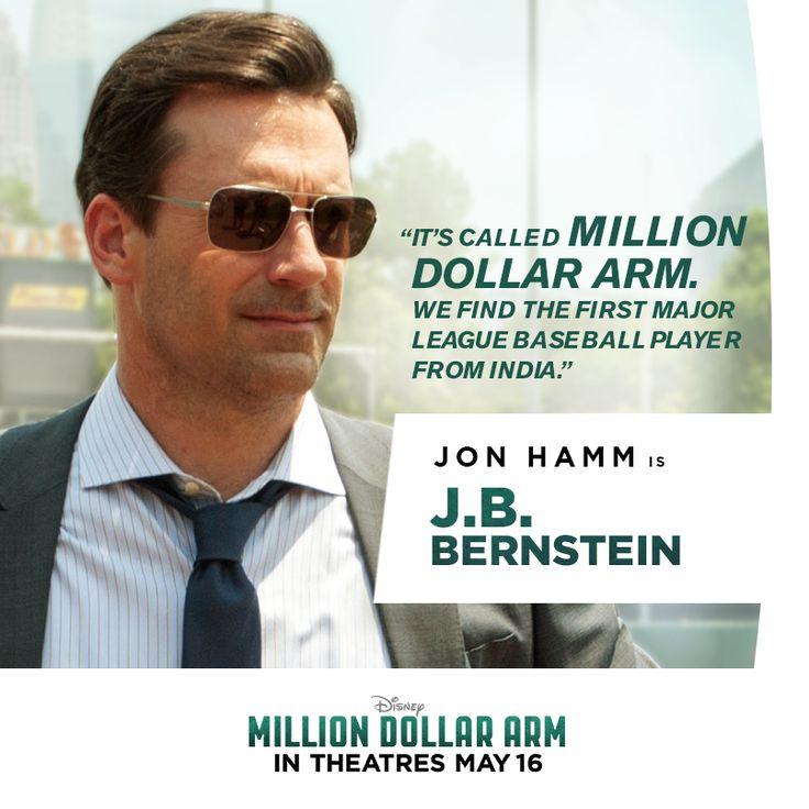 Meet J.B. Bernstein: A hotshot sports agent and the mastermind behind the Million Dollar Arm competition.