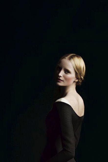 [by Inez & Vinoodh for Valentino Fall 2013]