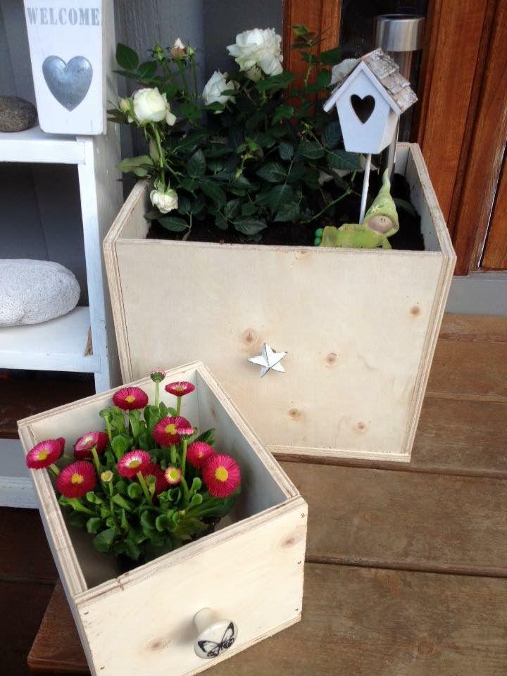 Blomster kasser 💖