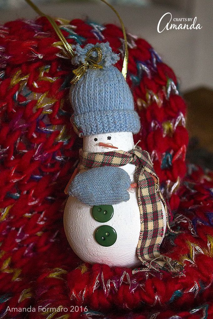 119 best Christmas Ornaments You Can Make