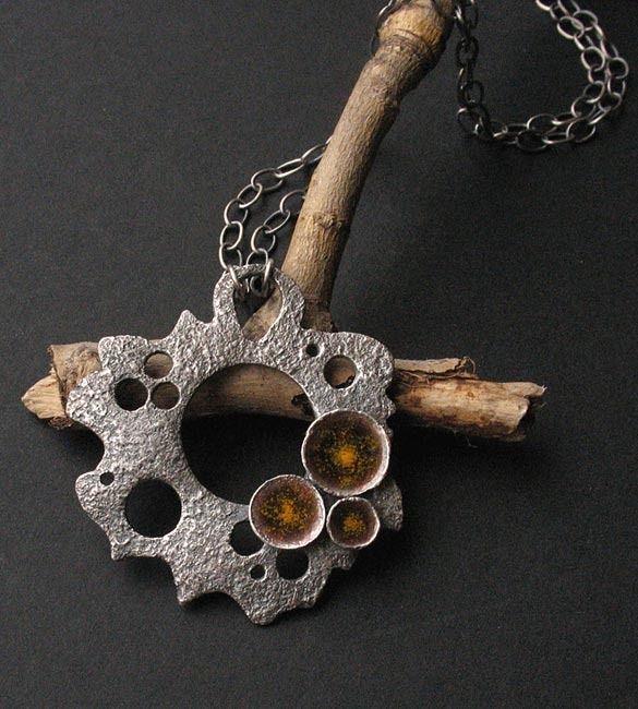 Metal Clay by Anna Fidecka