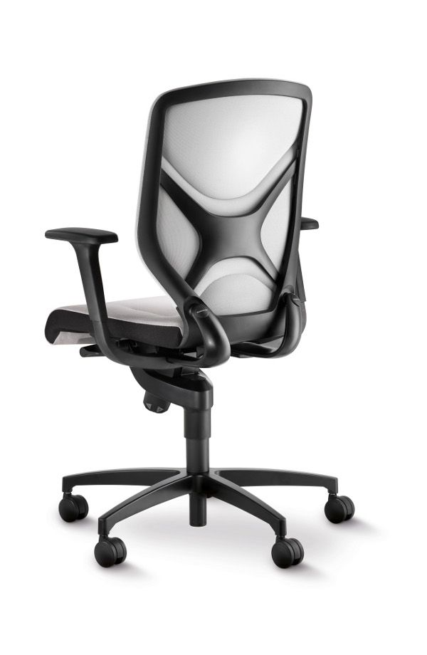 black and white office furniture. in office chair grey new dimensions of dynamic sitting with our patented 3d kinematics called black and white furniture