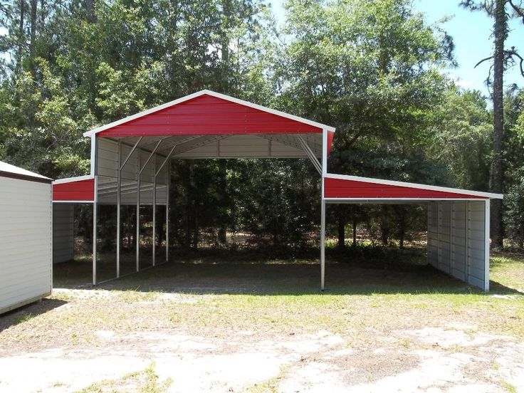 Best 25 carolina carports ideas on pinterest rv for Rv buildings garages