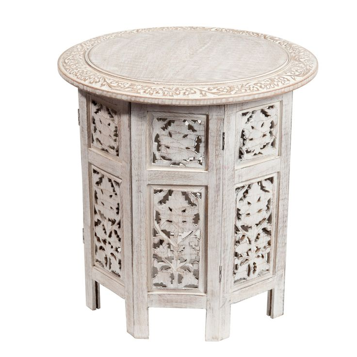 Gebleekte tafel Saranya