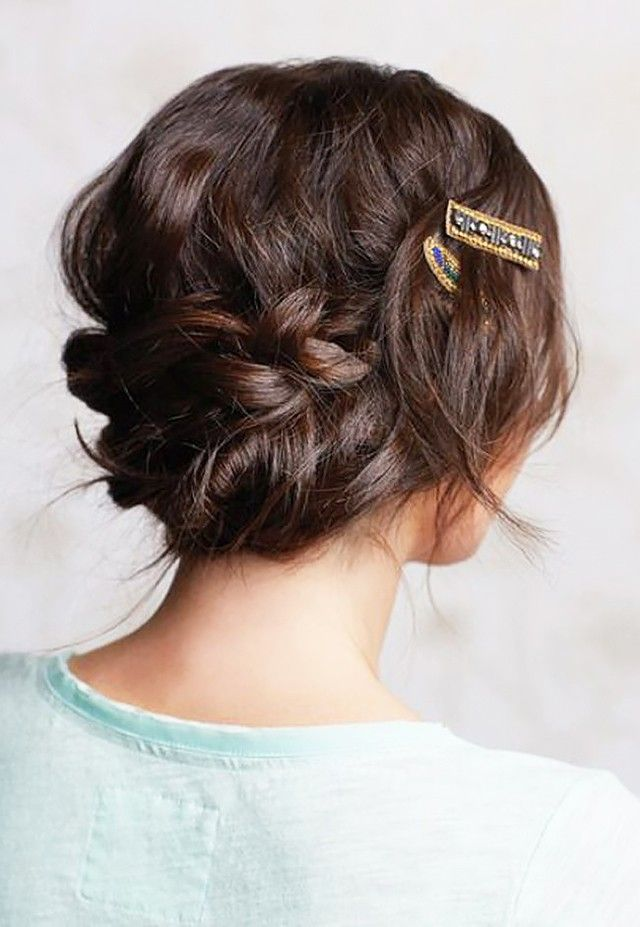 7 Chic Holiday Braid Ideas via @ByrdieBeauty