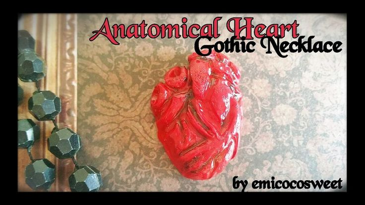Anatomical Heart Necklace Jewelry,Zombie Gothic jewellery,The walking dead movie in Jewelry & Watches, Fashion Jewelry, Necklaces & Pendants   eBay