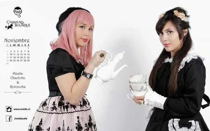 Charlotte y Koto