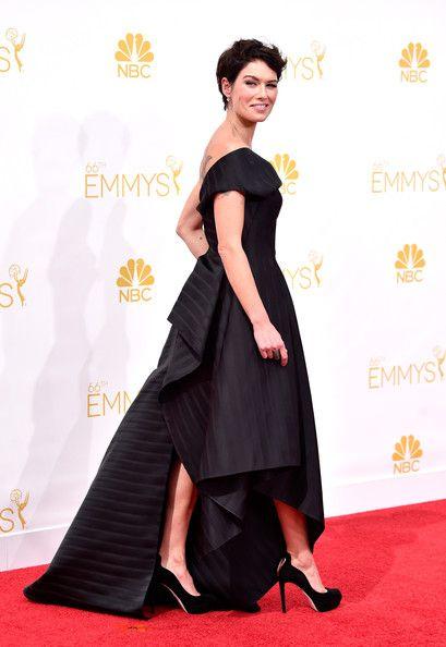 Lena Headey Photos - Arrivals at the 66th Annual Primetime Emmy Awards — Part 2 - Zimbio