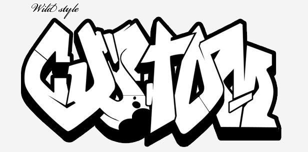 Graffiti Creator - online tool that allows you to create graffiti words - good for making signs, posters, etc.