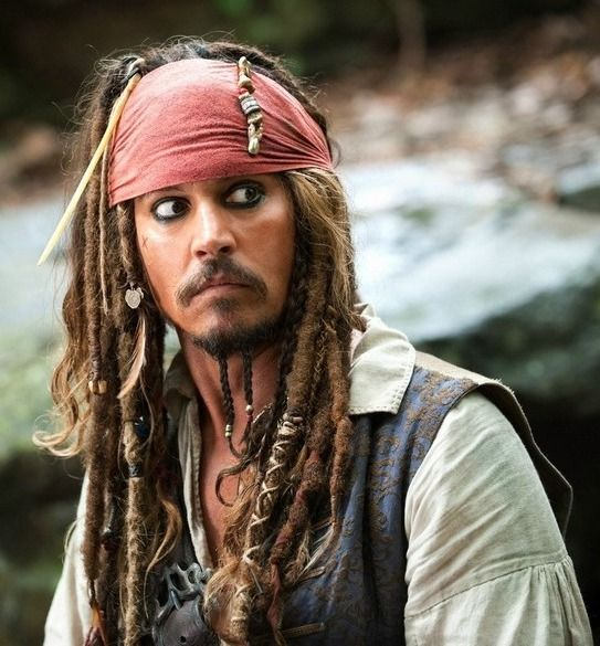 Jack Sparrow lover
