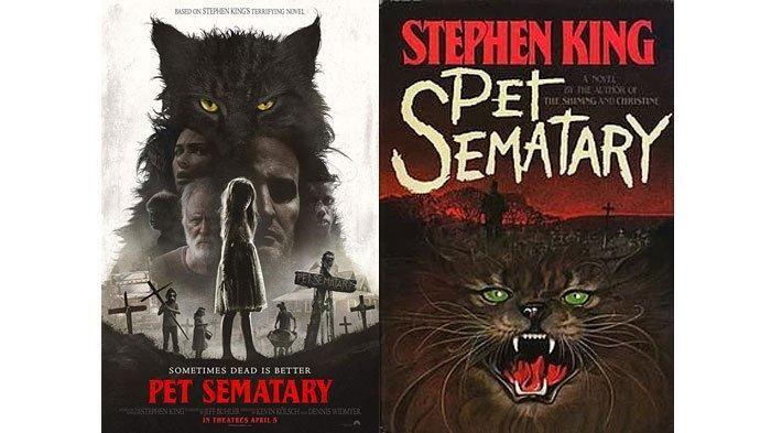 Sinopsis Pet Sematary Film Horor Yang Diadaptasi Dari Novel Terkenal Karya Stephen King Film Horor Novel Horor