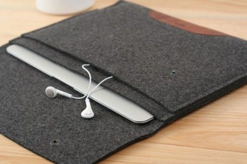 """By far the best 11"""" MacBook Air case I have found. 11 inch laptop sleeve Hampshire for your Mac Book by packandsmooch"""