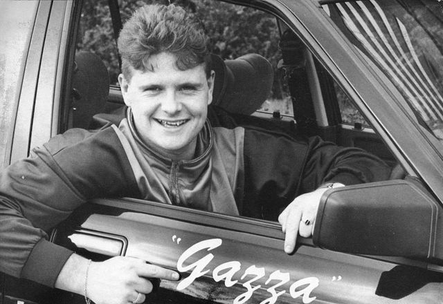 gazza car